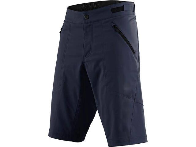 Troy Lee Designs Skyline Shell Shorts, navy